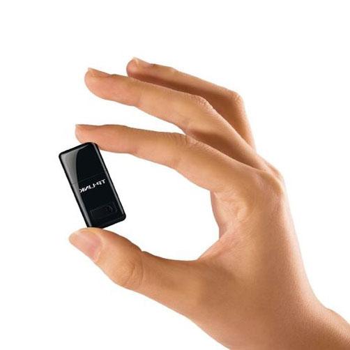 Recensione Tp Link TLWN823N Dimensioni adattatore Wifi USB