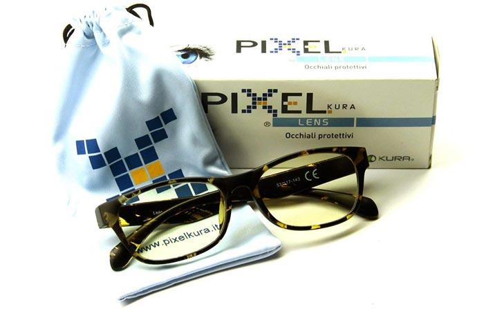 Occhiali per PC Pixel Lens by Kura