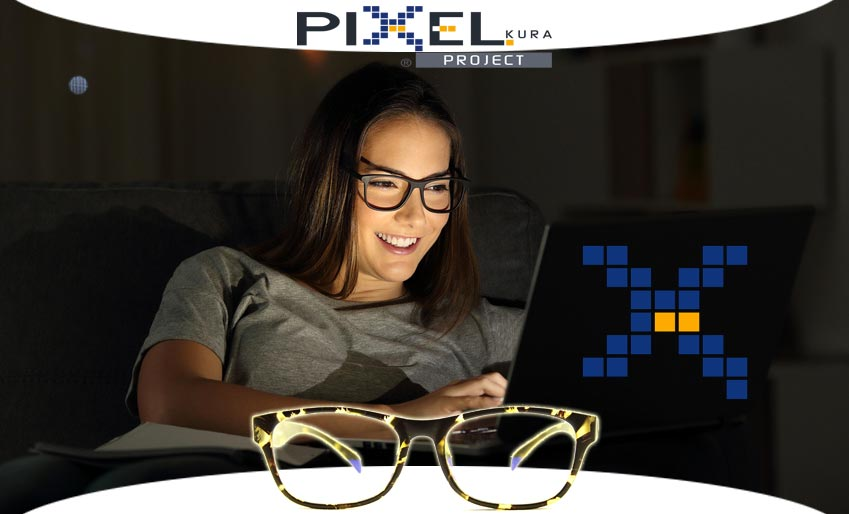 Recensione Occhiali per PC Pixel Lens